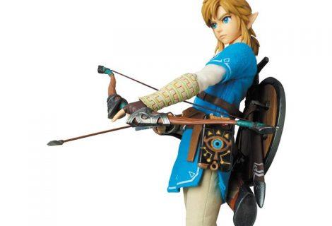 Επική (και πανάκριβη) figure του Link που θα ξετρελάνει τους fans του Zelda!