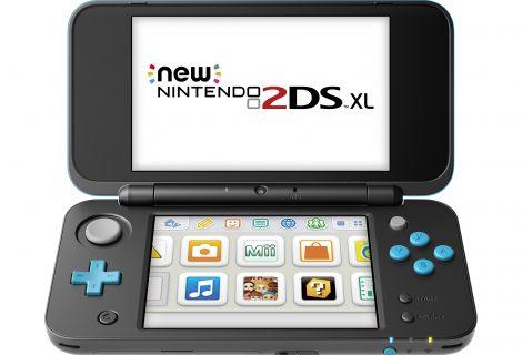 Έκπληξη! Η Nintendo ανακοίνωσε νέο 2DS XL!