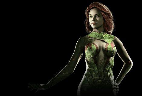 Η σαγηνευτική Poison Ivy κλέβει την παράσταση στο νέο trailer του Injustice 2!