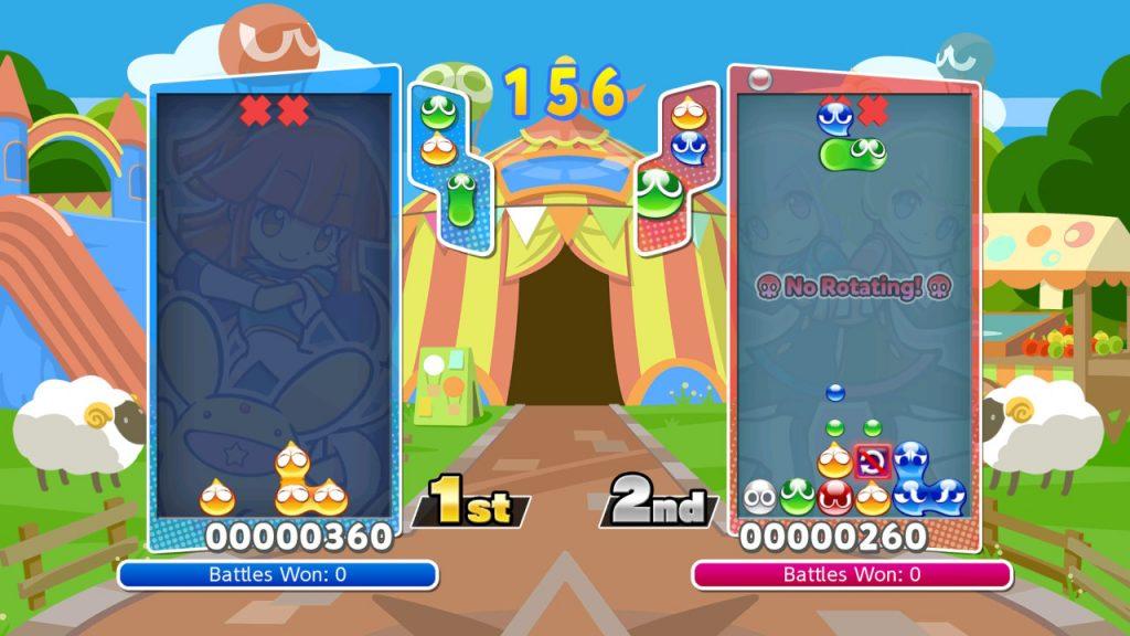 Puyo Puyo Tetris (1)