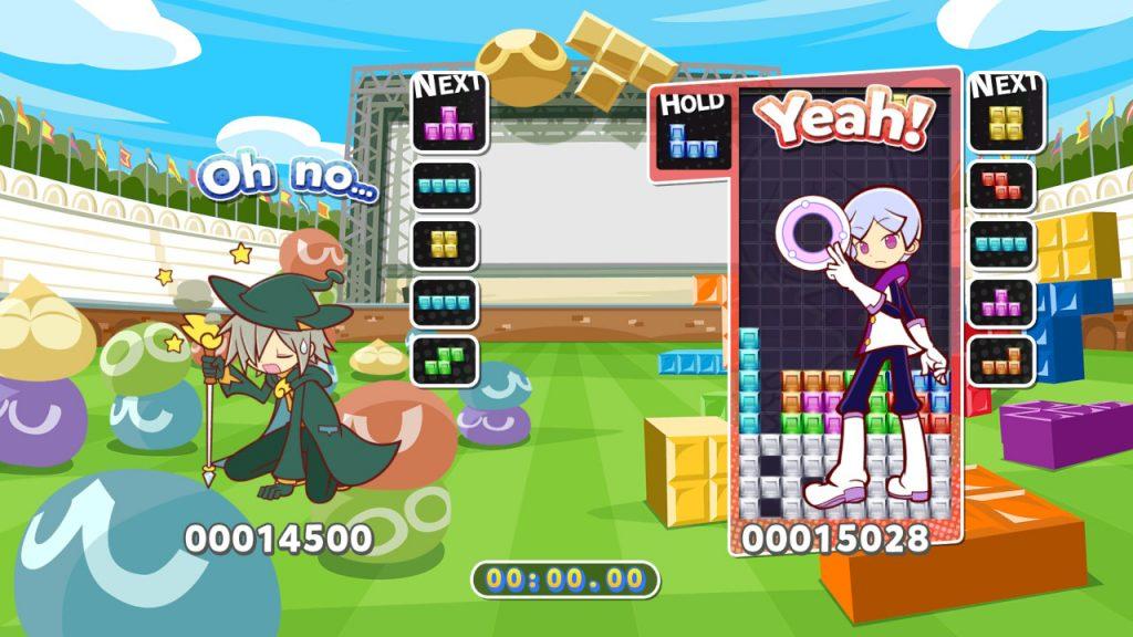 Puyo Puyo Tetris (13)