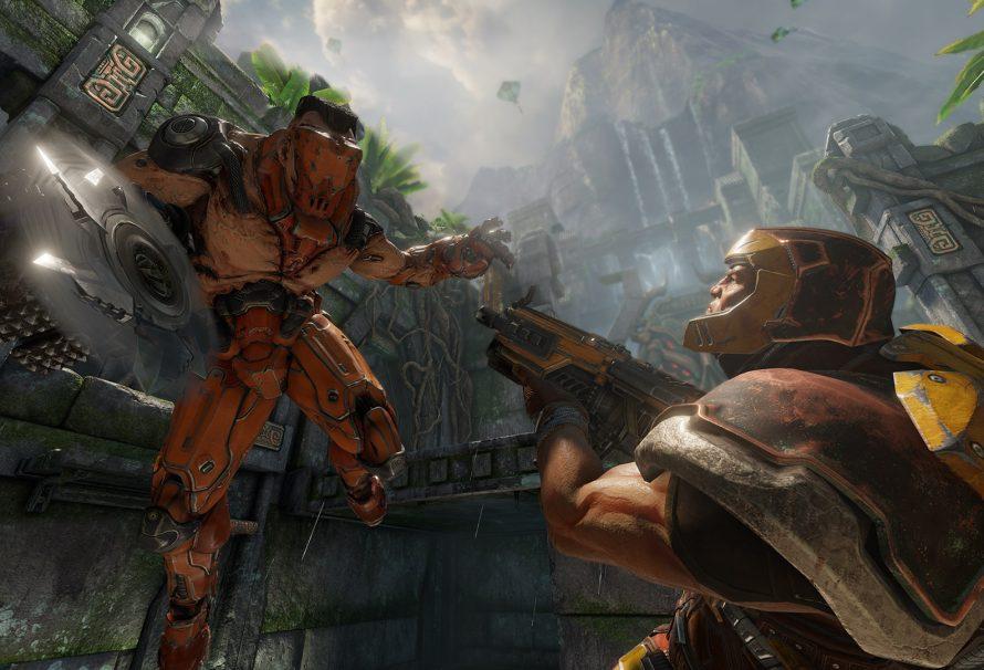 Νέο καταιγιστικό trailer από το Quake Champions!