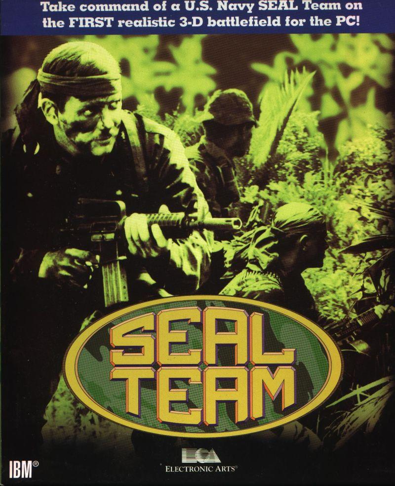 Seal Team 1