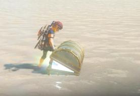 Η ξεχωριστή ιστορία ενός μυστηριώδους chest από το Zelda: Breath of the Wild!