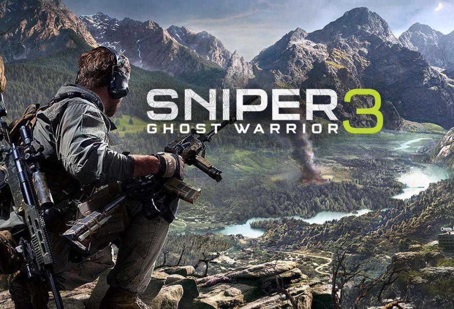 To νεο video του Sniper Ghost Warrior 3 θα ξυπνήσει τον Sniper μέσα σου!