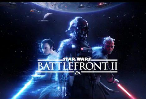 """Το full trailer του Star Wars Battlefront ΙΙ κυκλοφόρησε και είναι απλά... """"θεϊκό""""!"""