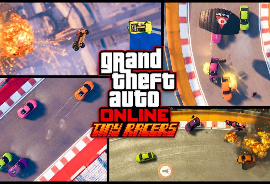 To old-school Tiny Racers mode έρχεται στο GTA Online και θα σας… ξεσηκώσει!