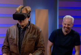 """Το γέλιο της αρκούδας: ο """"clueless gamer"""" Conan O'Brien τα βάζει με το VR!!!"""