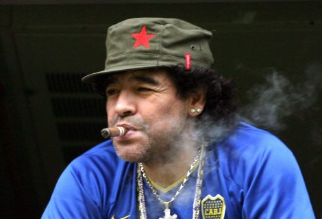 O Maradona μηνύει την Konami για τη χρησιμοποίηση του στο PES 2017!