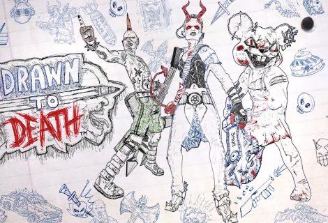 Εκρηκτικό trailer για τη Ninjaw του Drawn to Death!