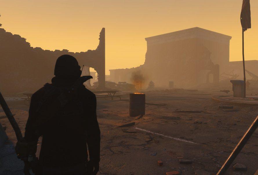 Modder αναδημιουργεί ολόκληρο τον χάρτη του New Vegas στο Fallout 4!