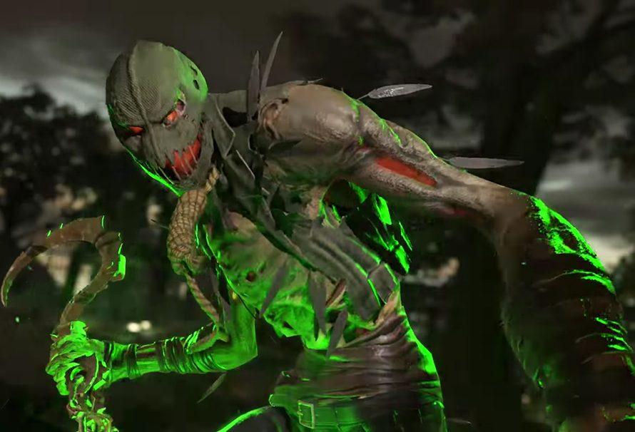 Ψυχολογικός πόλεμος με τον Scarecrow στο Injustice 2