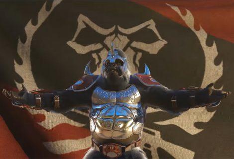 Injustice 2: ο Gorilla Grodd οργανώνει τους «κακούς» στο νέο story trailer