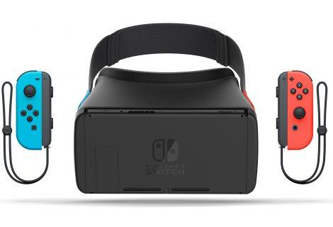 Virtual Reality στο Nintendo Switch γίνεται; Κι όμως γίνεται!