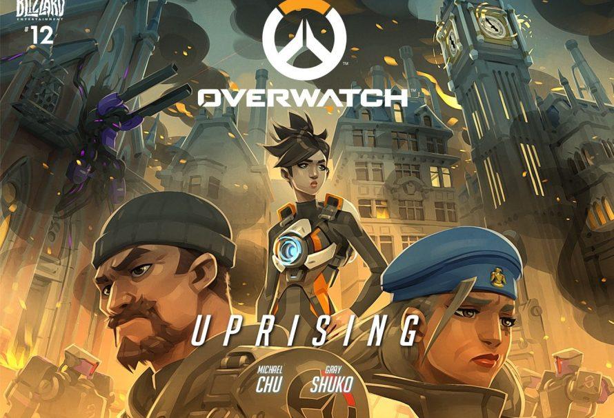 Νέο comic του Overwatch φέρνει στην επιφάνεια έναν τελείως διαφορετικό Genji! Overwatch-comics-12-uprising-890x606