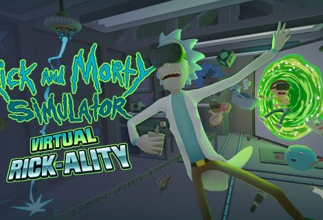 Rick and Morty: Virtual Rick-ality. Σύντομα κοντά μας!