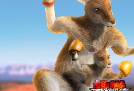 PETA εναντίον καγκουρό από το Tekken 7 σημειώσατε... 1!
