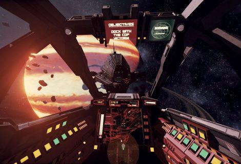 To Starfighter Origins έχει κάτι από τα θρυλικά space combat simulations των 90s!