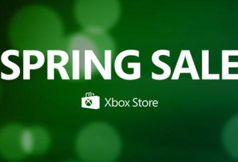 Ξεκίνησαν οι Ανοιξιάτικες εκπτώσεις στο Xbox Store!