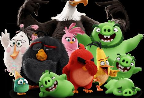 To Angry Birds 2 movie ανακοινώθηκε και κυκλοφορεί το Σεπτέμβριο του 2019!