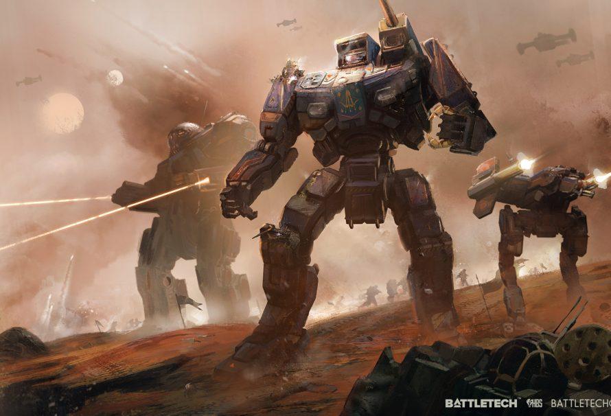 Battletech, turn-based tactical combat που θα λατρέψουν οι fans των strategy!