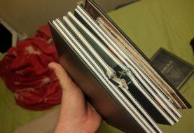 Απίστευτο! Το box set του Elder Scrolls Anthology, γλιτώνει έναν gamer από… σφαίρα!
