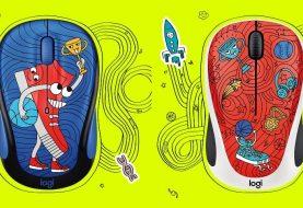 Τα νέα ποντίκια Doodle της Logitech ξυπνούν το παιδί που κρύβουμε μέσα μας!