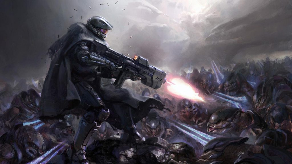 Halo artwork 1