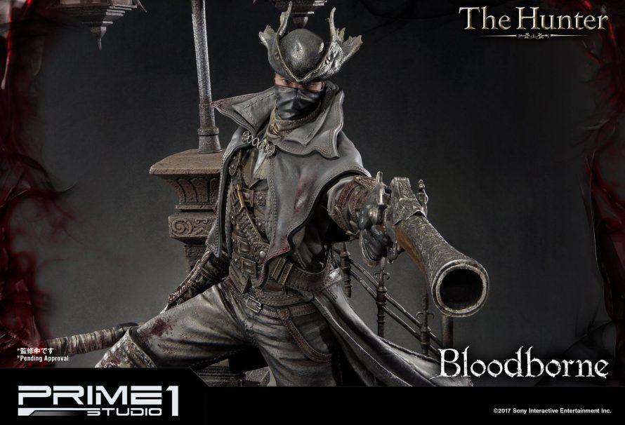 Εκπληκτικό (και πανάκριβο) Hunter αγαλματίδιο από το Bloodborne!