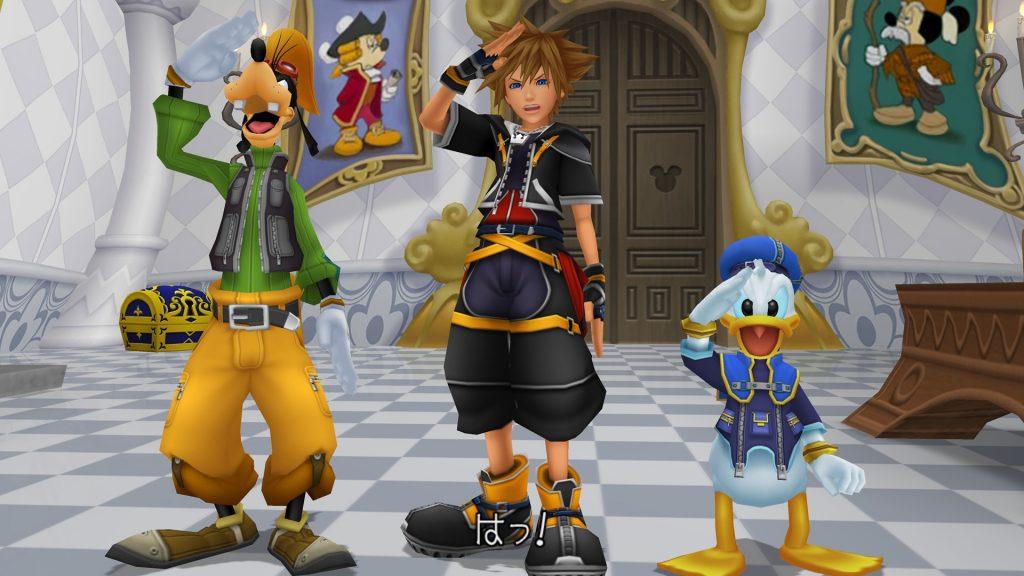Kingdom Hearts Remix (10)