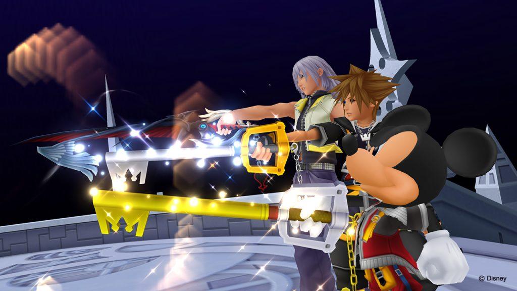 Kingdom Hearts Remix (3)