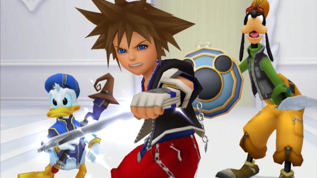 Kingdom Hearts Remix (4)
