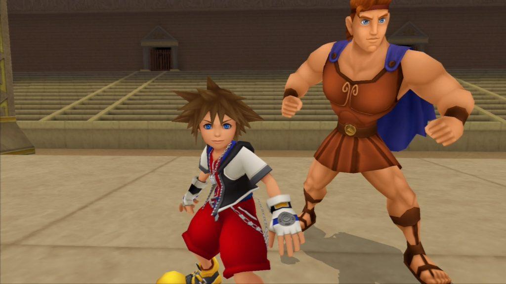 Kingdom Hearts Remix (5)