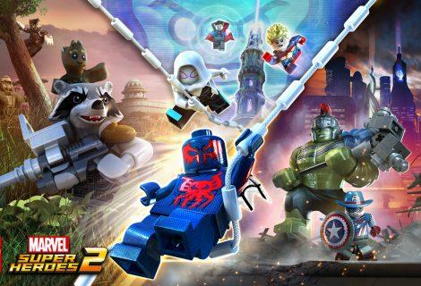 Ανακοινώθηκε το LEGO Marvel Super Heroes 2 και… «We are Groot»!