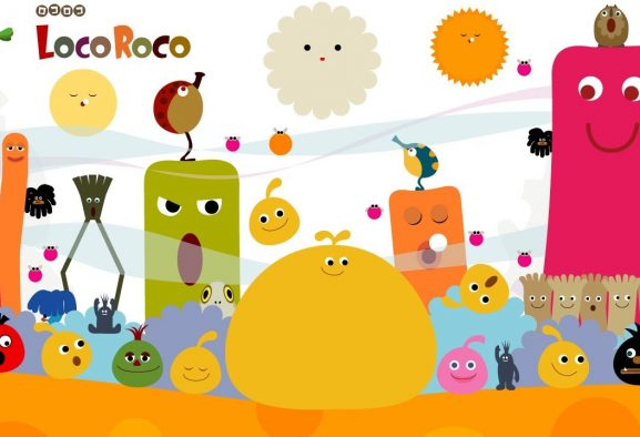 LocoRoco Remastered Review