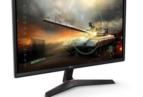 Νέα σειρά gaming monitors από την LG Electronics για gamers με υψηλές απαιτήσεις!