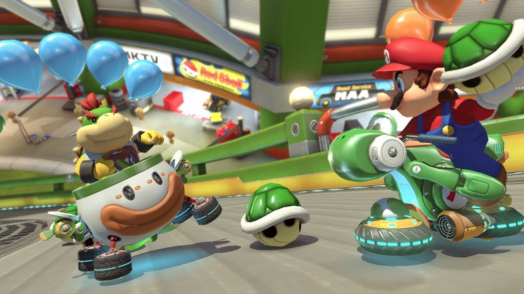 Mario Kart 8 Deluxe (2)
