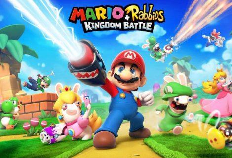 Ετοιμάζεται «θεϊκό» crossover game με τον Super Mario και τα Rabbids;