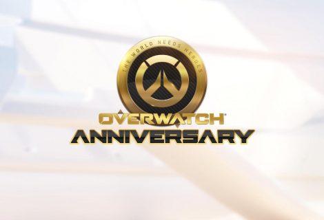 Το Overwatch γιορτάζει τα πρώτα του γενέθλια με πολλές (πάρα πολλές) εκπλήξεις!