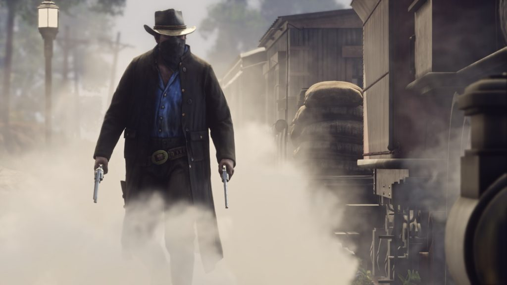 Read Dead Redemption 2 (4)