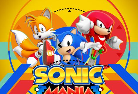 Το καλοκαίρι ανήκει στον Sonic, με το Sonic Mania να κυκλοφορεί τον Αύγουστο!