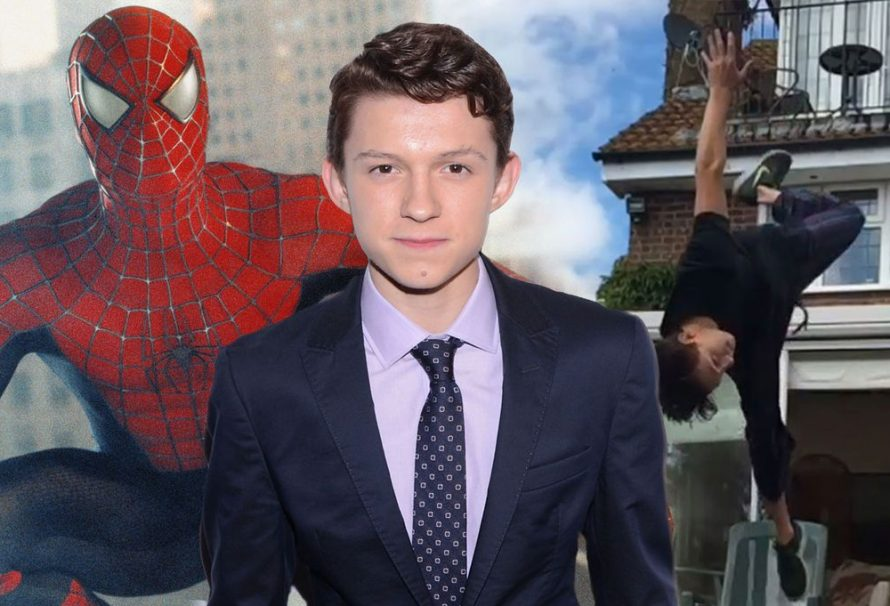 O Spider-Man Tom Holland θα υποδυθεί τον Nathan Drake στην ταινία Uncharted!