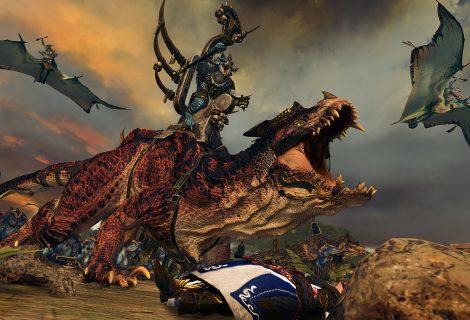 E3 2017 - Στις 28/9 το πολυαναμενόμενο Total War: Warhammer 2!