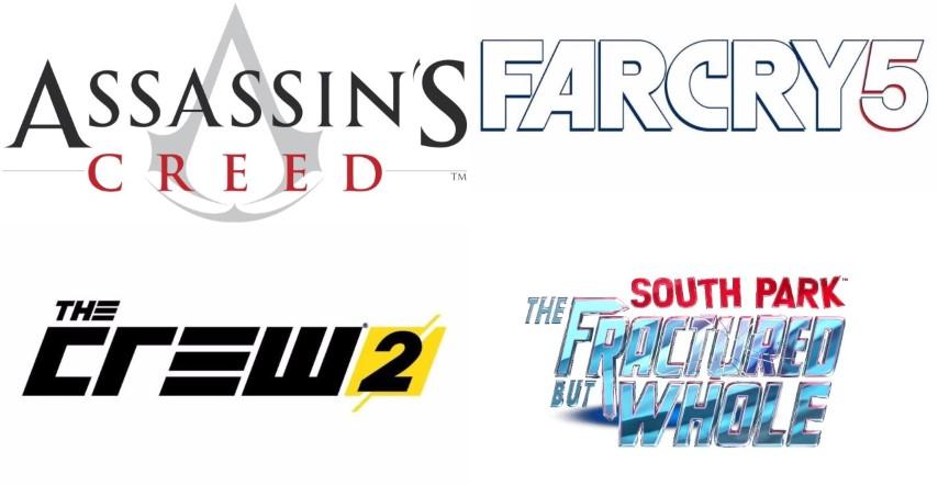 Χαμός! Far Cry 5, Crew 2, South Park και το νέο Assassin's έρχονται 2017 με αρχές 2018!