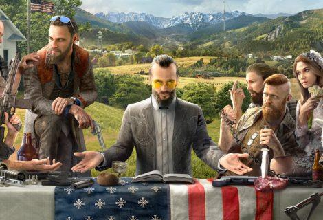 Το πρώτο επίσημο artwork του Far Cry 5 μας δίνει hints για την υπόθεση!