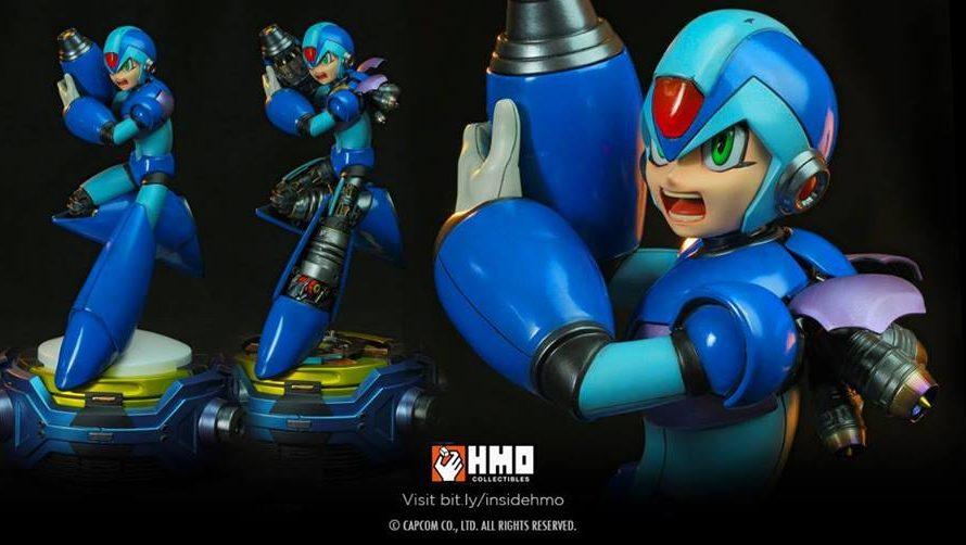 Σούπερ σπάνιο αγαλματίδιο του Mega Man X για να γιορτάσετε τα 30 χρόνια του!