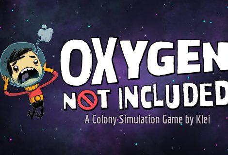 Oxygen Not Included και οι δημιουργοί του Don't Starve μας μεταφέρουν στο διάστημα!