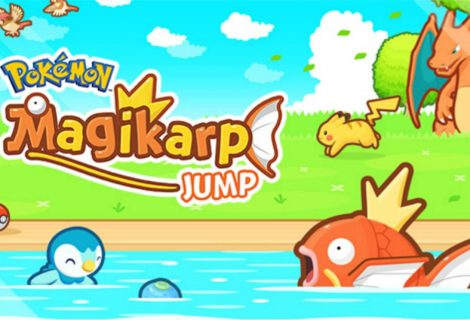 """Η """"εκδίκηση"""" του Magikarp με το νέο Pokemon game, Magikarp Jump!"""