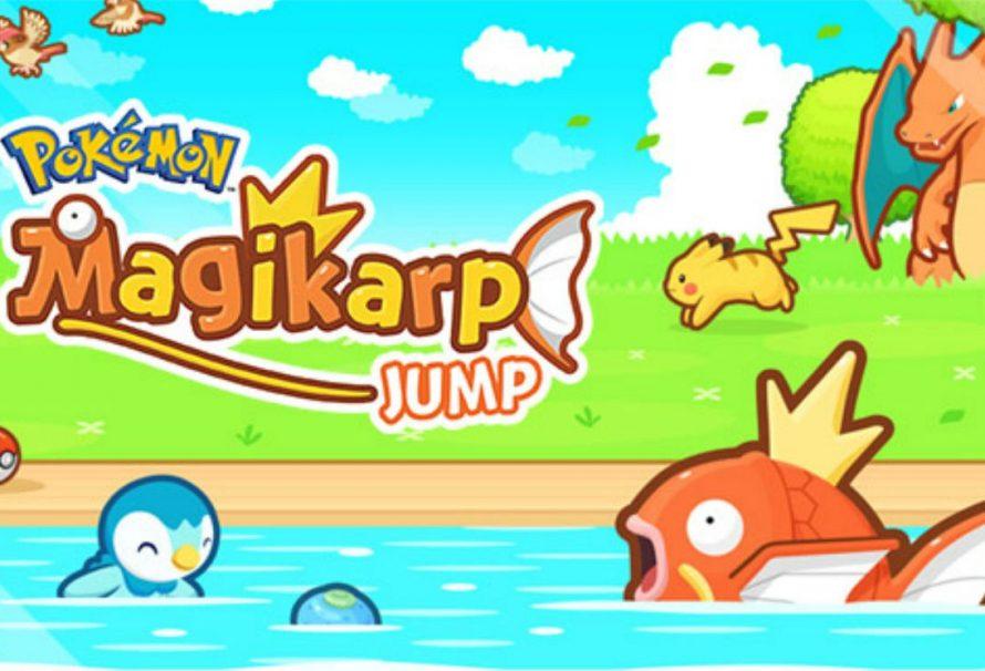 Η «εκδίκηση» του Magikarp με το νέο Pokemon game, Magikarp Jump!