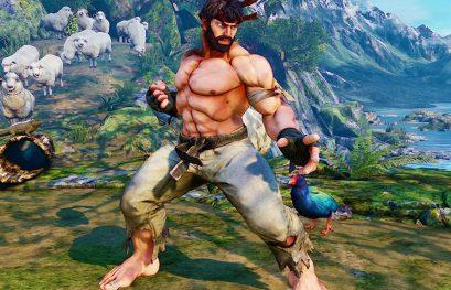 Street Fighter V: 16 νέες στολές διαθέσιμες ως DLC!